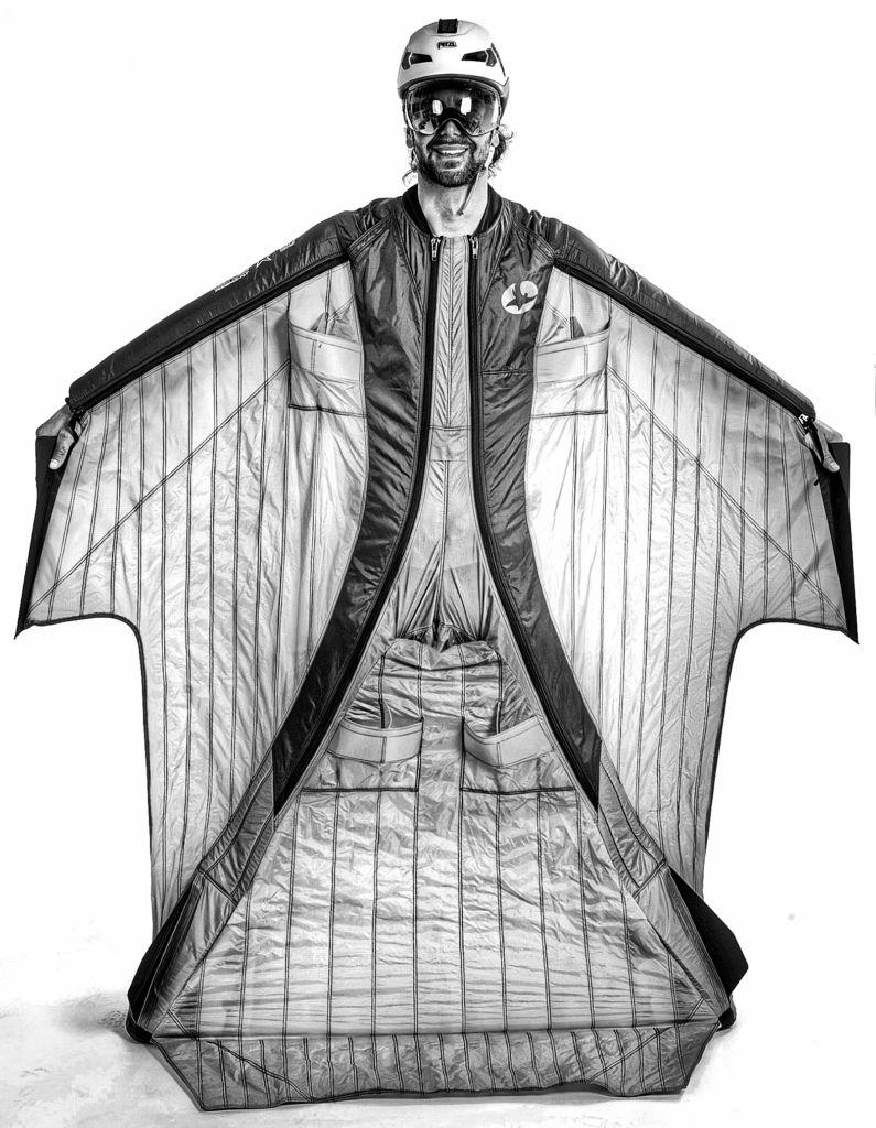 Marco Milanese Adventures Wingsuit