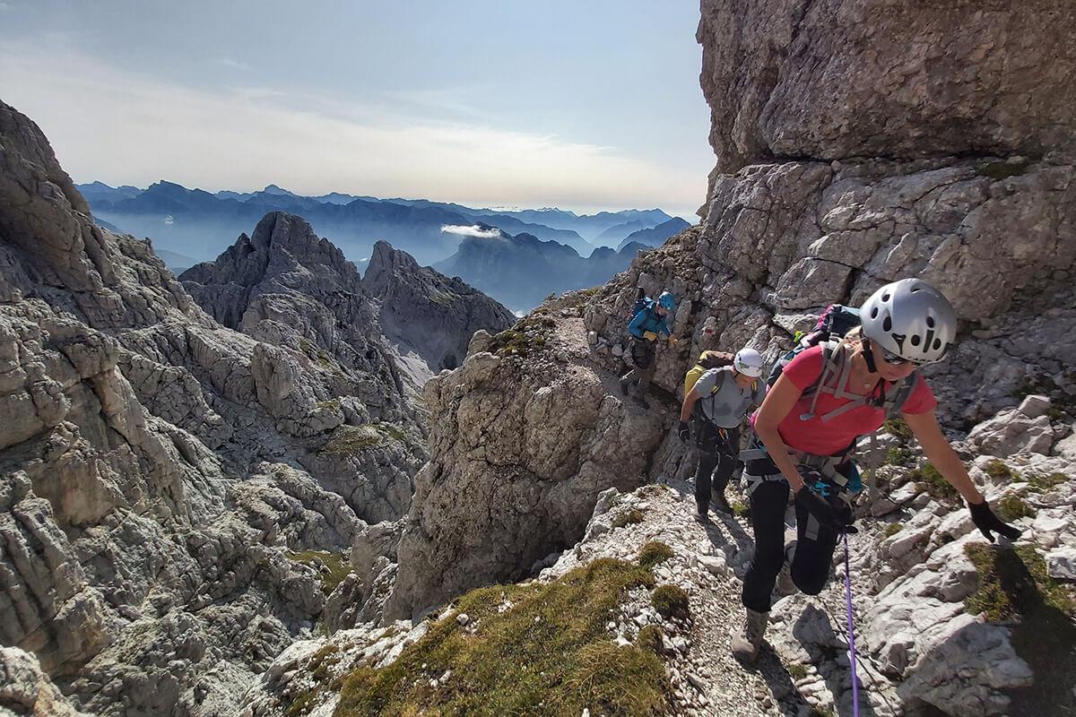 Marco Milanese guida alpina